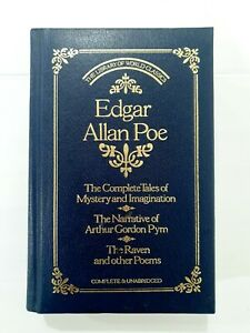 Edgar Allan Poe - The Complete Tales of Mystery Imagination 1981 Unabridged