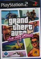 Playstation 2 GTA Vice City Stories Grand Theft Auto excellent état
