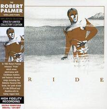 Robert Palmer - Pride [New CD] Ltd Ed, Collector's Ed, Rmst, Original Cover