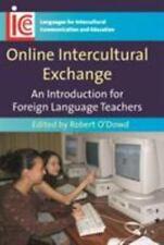ONLINE INTERCULTURAL EXCHANGE - NEW PAPERBACK BOOK