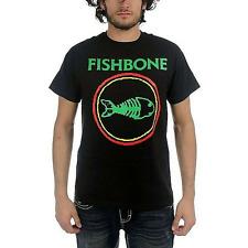 Fishbone Truth and Soul Logo Rock Band T-Shirt Funny S-3XL Men Black