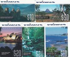 PRIMUS LANDSCAPE SERIES ALL FIRST PRINT COMPLETE TO $50 SCARCE   H10