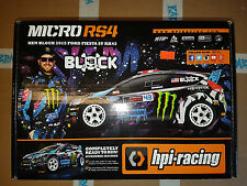 HPI 115387 Micro RS4 Ken Block 2015 FORD FIESTA ST RX43 4944258034751