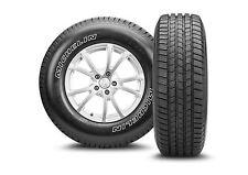 4 New235/75R16 Michelin Defender LTX M/S 112T OWL Tires