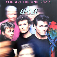 "a-ha ‎7"" You Are The One (Remix) - France (VG+/EX)"