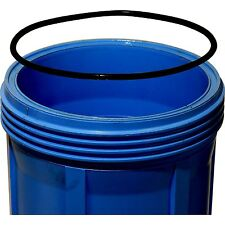 """O'ring Replacement seal for 10"""" x 2.5"""" Blue Water Filter Housing / repair leaks"""