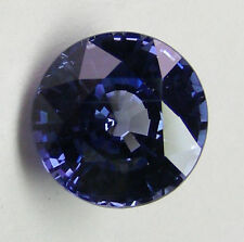 Round GIA Certified Loose Natural Sapphires
