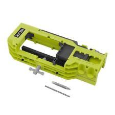 Ryobi Door Hinge Template Installation Kit Power Tool Router Accessory Jig Clamp