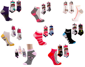 3 Pairs Socks Women Sports Adult Trainer Invisible Ankle Girls Yoga UK Size 4-7