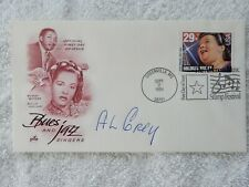 Al Grey Autographed First Day Of Issue Cachet - September 17th, 1994