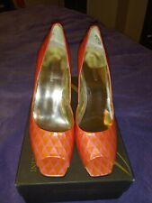 Enzo Angiolini pink Size 9 Peep Toe Heels new in box nice pumps