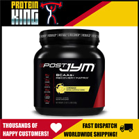 POST JYM ACTIVE 30 SERVES LEMONADE JIM STOPPANI WORKOUT MUSCLE RECOVERY GYM