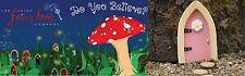 Irish Fairy Door Fun Interactive Web App Magical Gift Set Fairie Magic Brand New