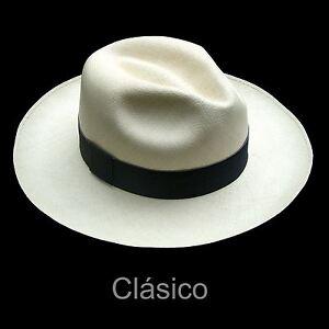 Original Panamahut aus Montecristi Ultrafino - 37 Grad  Hut Fedora Sonnenhut