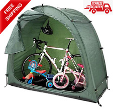 Outdoor Storage Shed Portable Tent Garage Bike Bicycle Motorcycle Cover Shelter