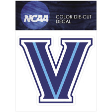 Villanova Logo NCAA Die Cut Vinyl Car Sticker Bumper Window