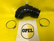 Manguera de entrada de aire cantidades cuchillo en drosselklappenteil Opel 2,0e CIH + cascabeles
