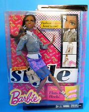 Barbie Style  Nikki Doll  Rooted Lashes Articulated New!