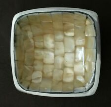 Julia Knight Classic 4 Inch Petite Bowl in Mother of Pearl
