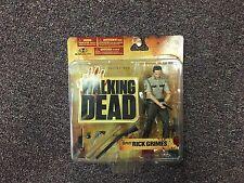 McFarlane The Walking Dead Series 1 Deputy Rick Grimes Action Figure New In Box