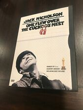 One Flew Over the Cuckoos Nest (DVD, 1997, Standard and letterbox) Nicholson
