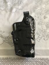Safariland Mid Ride Level 3 Holster for Sig P226 RH Basketweave Used