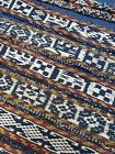 Antique Qashqai  Tribal animal band Wool And Cotton Handmade collectable decor