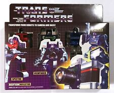 TRANSFORMERS G1 DECEPTICON SPECIAL EDITION REFLECTOR MISB! US SELLER RARE!