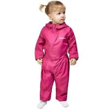 Peter Storm Girls' Waterproof Suit Kids Girls Clothing Baselayers Pink 12-18 Months