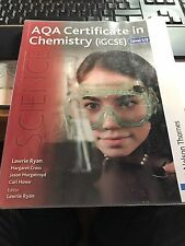 AQA Certificate in Chemistry (IGCSE) Level 1/2 Revision Guide Nelson Thornes