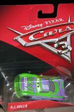 "DISNEY PIXAR CARS 3 ""#68 H.J.HOLLIS...A.K.A. N2O COLA"" NEW IN PACKAGE, SHIP WW"