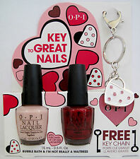 OPI kit 2 SMALTI KEY TO GREAT NAILS