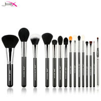 Jessup Makeup Brushes Set Powder Foundation Blending Professional Brush Kit