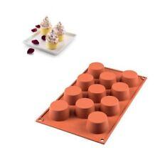 Stampo muffin small silicone Silikomart SF 022 dolci torta multiporzione - Rotex