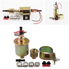 8mm 12S Universal 5-9PSI Electric Fuel Pump Carburator Diesel Gasoline #E8012S