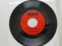 """WINDJAMMERS - Shadow Of Uncertainty / Get to Doin PRIVATE 1960's FOLK PSYCH 7"""""""