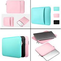 Soft Sleeve Laptop Bag Case For Apple Mac Macbook AIR PRO Retina Notebook