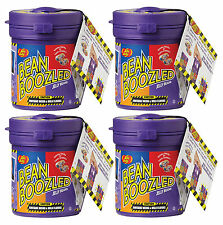 4x Jelly Belly Bean Boozled Mystery Dispenser Game 3rd Edition 99g - New