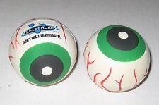 lot of 2 Eyeballs Foam Ball Squishy Stress Relief Toy Novelty Fun Gag Gift