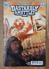 DASTARDLY and MUTTLEY #6 Bill Sienkiewicz VARIANT NM
