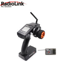 Radiolink RC4GS 4CH RC Transmitter 2.4G with R6FG Receiver For RC Car Boat