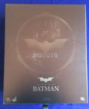 Hot Toys 1/6 The Dark Knight TDK Batman Bruce Wayne Christian Bale DX02 Japan