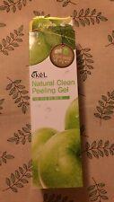 Cuidado de la piel asiático [Ekel] Manzana Verde Natural Tubo Gel de peladura (120g) hecho En Corea