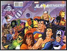 JLA/AVENGERS #1(9/03)BUSIEK/PEREZ(BATMAN/HULK/SUPERMAN/THOR/FLASH)CGC IT(9.8)HOT