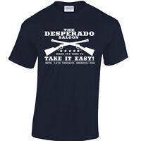 The Eagles Inspired T-Shirt Jackson Browne Desperado The Canyon West Coast USA