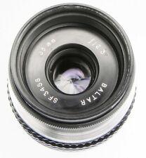 Bausch-Lomb 35mm f2.3 Baltar NEX mount  #SF3458