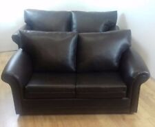 Faux Leather Unbranded More than 4 Seats Sofas