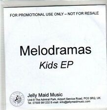 (CS249) Melodramas, Kids EP - 2012 DJ CD
