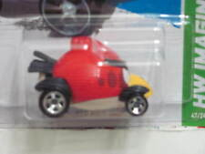 HOT WHEELS 2012 RED BIRD  2012 NEW MODELS  - HW IMAGINATION
