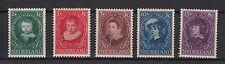 Nederland 666-670  Kinderzegels 1955    postfris/mnh